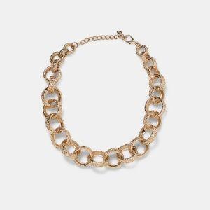 NWOT Zara Chain Necklace
